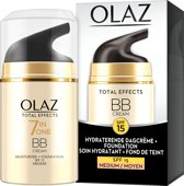 Olaz Total Effects 7-in-1 BB Cream - Medium huidtint - 50 ml
