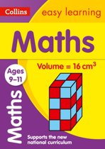 Maths Ages 9-11 (Collins Easy Learning KS2)