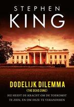 Boek cover Dodelijk dilemma van Stephen King (Onbekend)