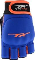 TK AGX 3.5 Linker Hockeyhandschoen - Hockeyhandschoenen  - blauw kobalt - M