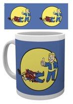 Fallout Bloody Mess - Mug