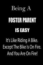 Being a Foster Parent Is Easy