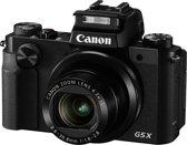 Canon PowerShot G5 X - Zwart