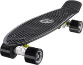 Penny Skateboard Ridge Retro Skateboard Black/Black