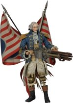 Bioshock Infinite: George Washington Motorized Patriot ...