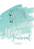 Horse journal - hét doeboek voor de paardenliefhebber