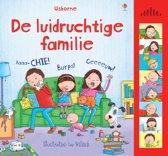 Luidruchtige familie- geluidenboek