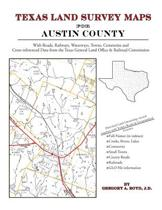 Texas Land Survey Maps for Austin County