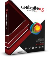 Incomedia WebSite X5 Evolution 11 - Nederlands/ Box