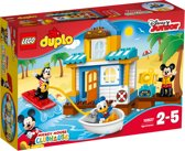 LEGO DUPLO Mickey & Friends Strandhuis - 10827
