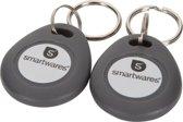 Smartwares SA78T/2 badges - voor inschakelen van alarmsysteem - icm keypad SA78C
