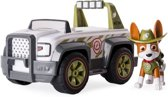 Paw Patrol voertuig Tracker jungle rescue racer speelset