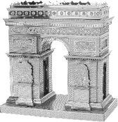 Bouwpakket Arc de Triomphe- metaal