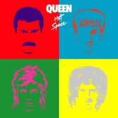 CD cover van Hot Space (2011 Remaster) van Queen