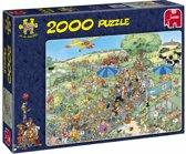 Jan van Haasteren De mars - Puzzel - 2000 stukjes