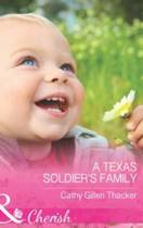 A Texas Soldier's Family (Mills & Boon Cherish) (Texas Legacies: The Lockharts, Book 1)