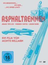 Two-Lane Blacktop (1971) (Blu-ray & DVD in Mediabook) (import)
