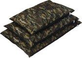 Happy-House Hondenkussen Camouflage - Maat: M 107x70cm