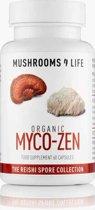 Mushrooms4Life / MyCo-Zen Paddestoel Biologisch – 60 caps