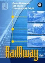 Rail Waway 19 - Engeland, Schotland, Luxemburg, Belgie
