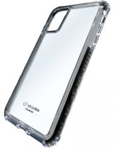 Cellularline Tetra Force Shock-Tech Hoes Zwart, Transparant iPhone X - Xs