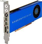 HP 2TF08AT videokaart Radeon Pro WX 3100 4 GB GDDR5