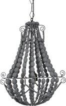 Bodilson KING GREY - hanging lamp bead
