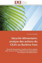 S�curit� Alimentaire