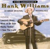 The Legendary Hank Williams