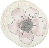 Elodie Details speelkleed Embedding Bloom Pink Elodie speelkleed diameter 120cm