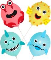 Ballon Knutsel Set Zeedieren