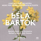 Concerto For Orchestra-Music For Strings Percussio