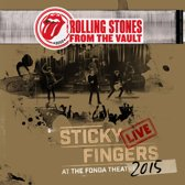 From The Vaults: Sticky Fingers – Live At The Fonda Theatre 2015 (DVD + CD)