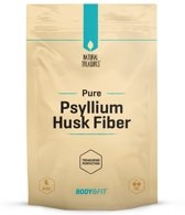 Body & Fit Superfoods Pure Psyllium Husk vezels - 250 gram
