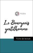 Analyse de l'œuvre : Le Bourgeois gentilhomme (résumé et fiche de lecture plébiscités par les enseignants sur fichedelecture.fr)