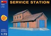 Miniart - Service Station (Min72028)