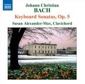 J.C.Bach: Keyb. Sonatas Op.5