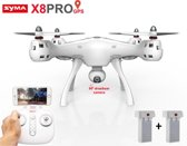 DRONE - QUADCOPTER / SYMA X8 Pro drone met GPS + FPV live camera drone | Met Extra ACCU !