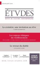 Etudes : Les enjeux éthiques du vieillissement