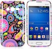 Meteor Silicone hoesje Samsung Galaxy Ace 4 G313