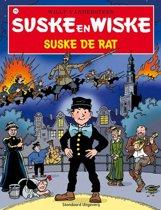 Omslag van 'Suske en Wiske 319 Suske de rat'