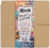 """Dylusions Dyan Reaveley's Creative Square Journal 8"""" """"X8"""""""