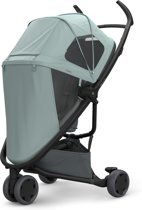 Quinny Airy Sun Canopy Zapp Flex (Plus)/Lux Carrycot - Frost