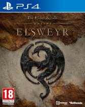 The Elder Scrolls Online: Elsweyr PS4