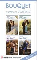 Bouquet e-bundel nummers 3520-3523, 4-in-1