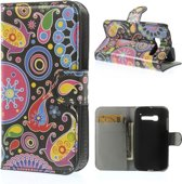 Meteor wallet hoesje Alcatel One Touch Pop C5
