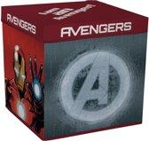 Marvel Avengers Opbergmand/kruk 30 X 30 X 30 Cm Rood