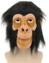Apen masker latex met haar