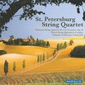 Debussy: String Quartet; Golliwog's Cakewalk; Ravel: String Quartet