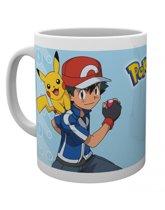 Pokémon Pokemon ash - Mok